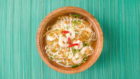 Little Geisha Can Cook: Shirmp Pho Soup