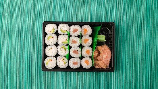 Little Geisha Can Cook: Maki set 01.