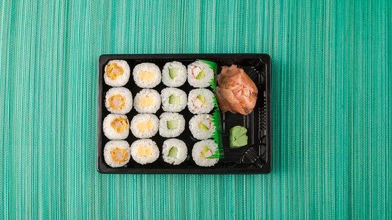 Little Geisha Can Cook: Maki set 02.
