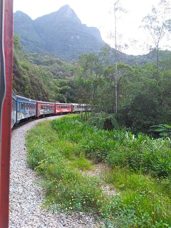 Serra Verde Express: Rail Tour to Morretes and Antonina from Curitiba: trem