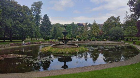 Fitzgerald Park Pond.