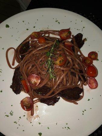Excelente comida Italiana.