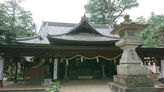 Daiho Hachiman Shrine