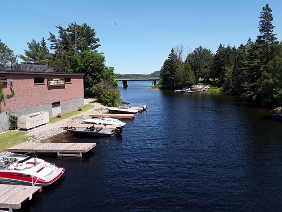 Algonquin Park Region, Canada: Muskoka ON Canada July 2019