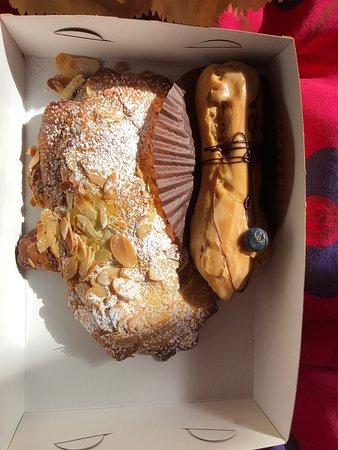Lavish pastries