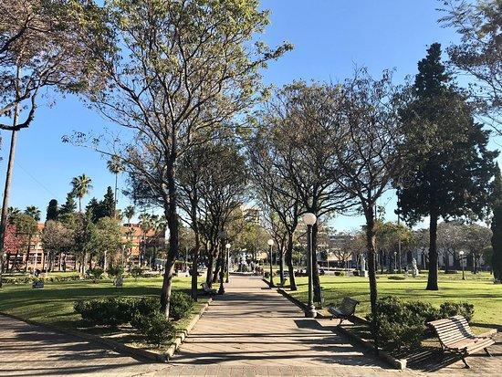 Plaza Artigas