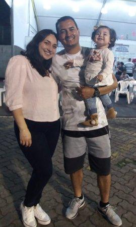 Festa Inverno Santos 2019