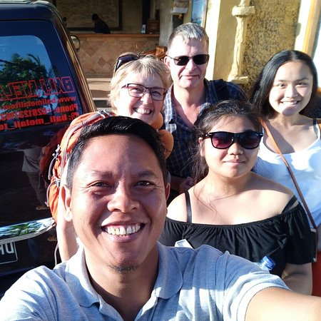 Lovina Beach, Indonezja: Another trip transfer  to sidemen with sightseeing,