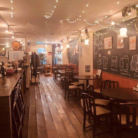 Wine Cafe Oimachi: ワインカフェ 大井町