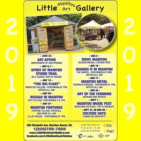 Little Manitou Art Gallery (Manitou Beach) - 2019 All You