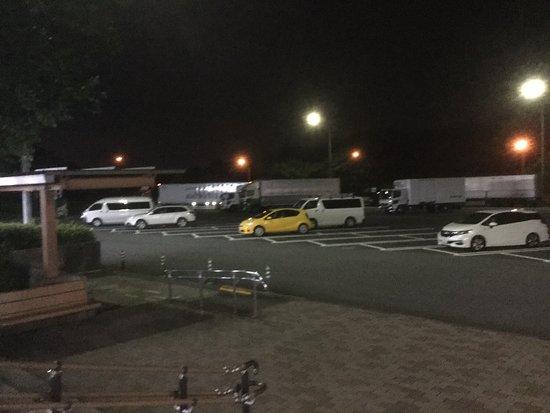 Chiyoda Parking Area Inbound