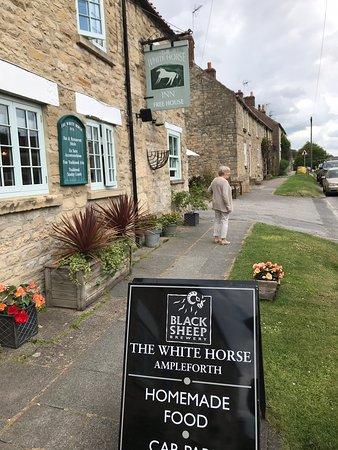 Typical village pub
