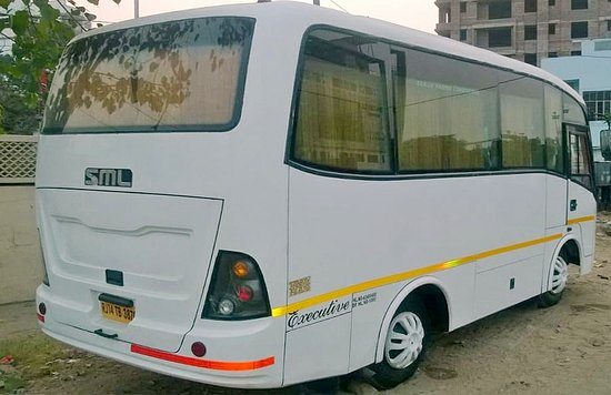 12 seater ac SML bus