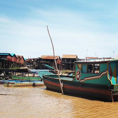 2 Day private tour: Small tour, Big tour, sunrise and sunset,floating village.: Floating Village