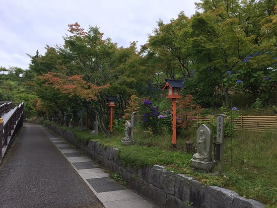 Kurikara Fudoji Temple