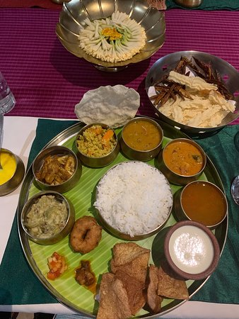 A taste of traditional Tanjore