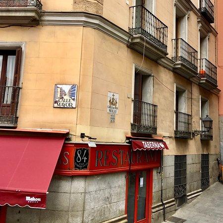 Por las calles de Madrid...