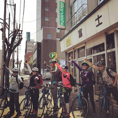 Bicycle shop FUJI SHOUKAI