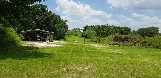 Fort Meade, FL: The range viewed from the targets.