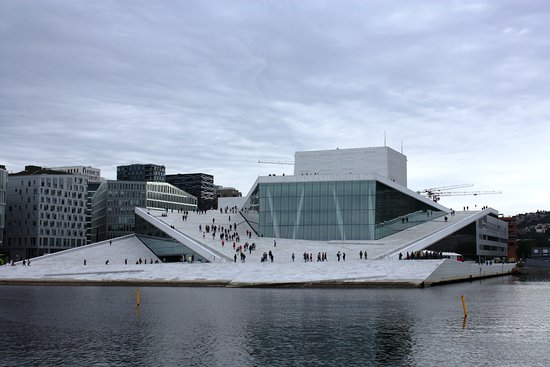 The Norwegian National Opera & Ballet