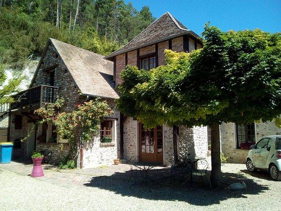 Ezy sur Eure, Francja: L'entrée