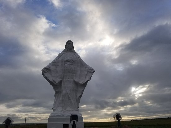 Pine Bluffs Wy >> Awe Inspiring Review Of Our Lady Of Peace Shrine Pine