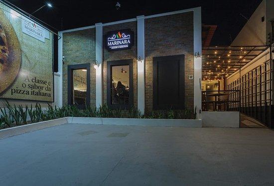 Manaus, AM: A Marinara Pizzaria & Restaurante tem como proposta oferecer para o público Manauara e Turistas a Classe e o Sabor da Pizza Italiana!