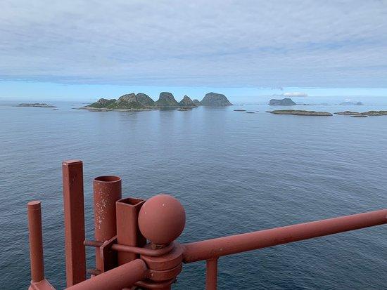 Skomvær Lighthouse