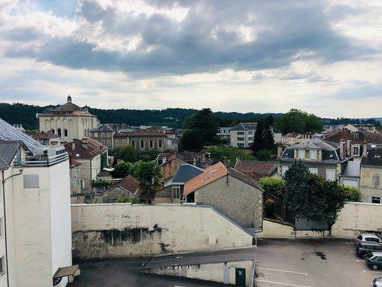 Hotel Mercure Perigueux Centre Historique: Vues depuis la chambre 4xx