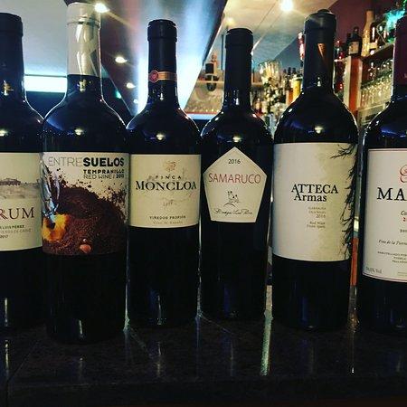 Vise, Belgique : Algunos de nuestros vinos