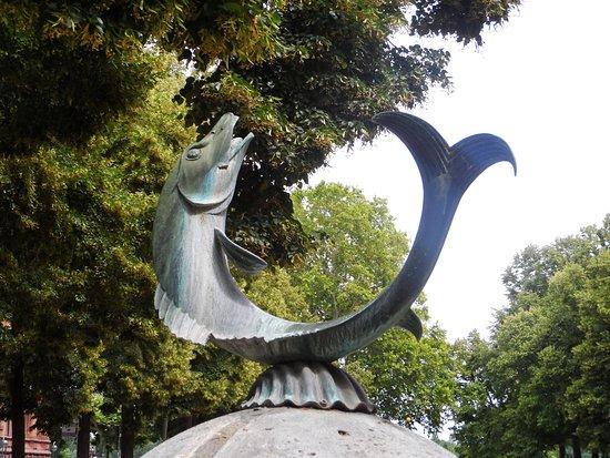 Fischtorbrunnen