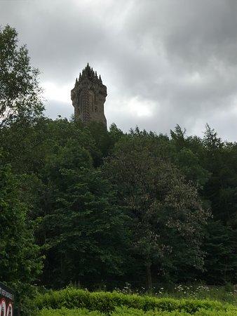 İskoçya, UK: William Wallace memorial