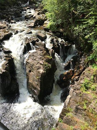İskoçya, UK: Waterfalls