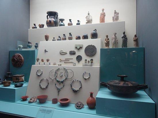 Odessa Archaeological Museum : Eksponaty  Archaeological Museum