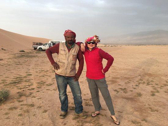 Jordania: Araba desert