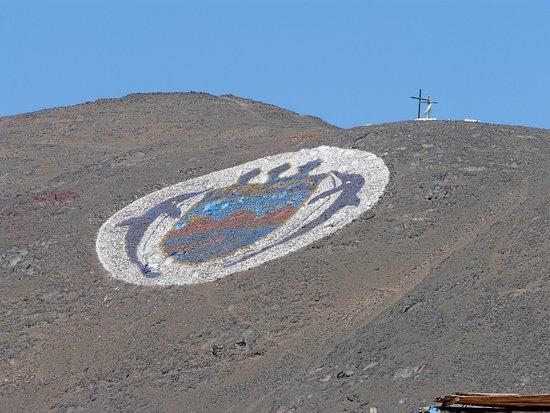 El escudo emblemático de Cerro Azul nos da la despedida