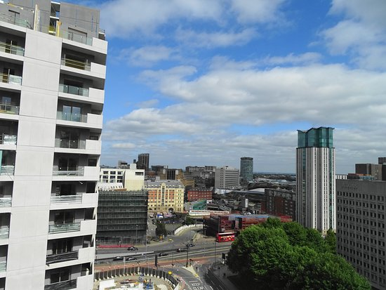 Crowne Plaza Birmingham City Centre - Club 1 King Bed Room #1012