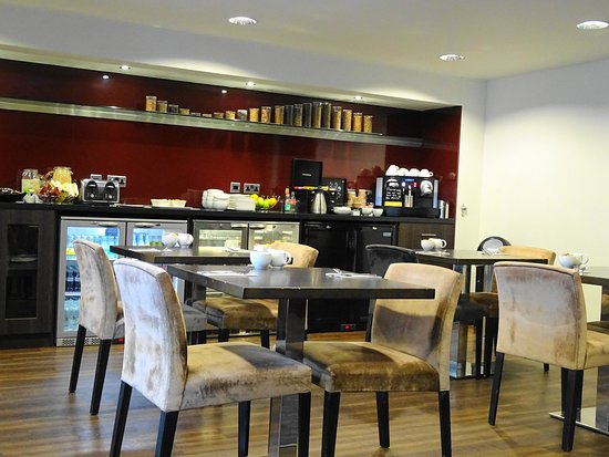 Crowne Plaza Birmingham City Centre - Executive Lounge
