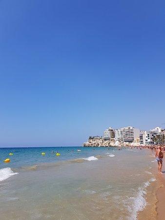 Playa de Levante: Beautiful beach