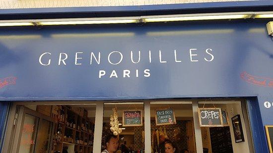 Grenouilles Paris รูปภาพ