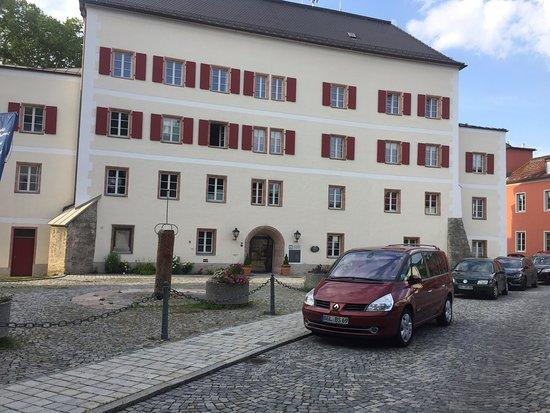 Altes Rathaus - Laufen