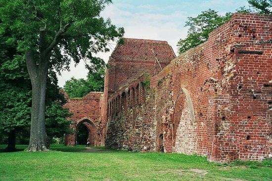 Eldena 修道院遗址