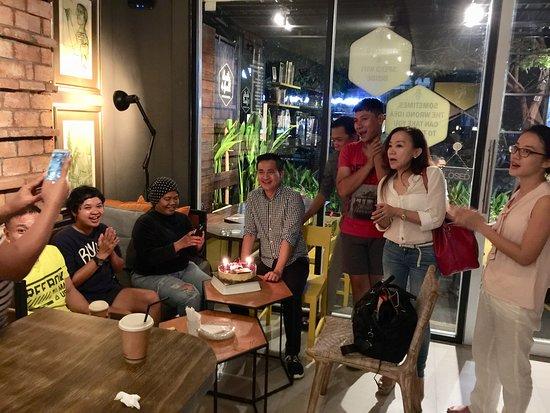 Daily Feed Coffee: Birthday Celebrations.