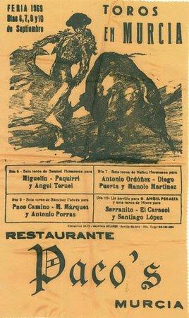 写真Restaurante Paco's枚
