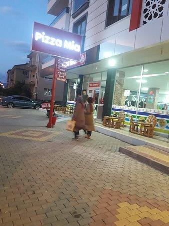 Sarkikaraagac, تركيا: Pizzamia