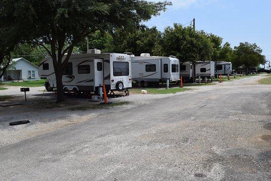 Albany, TX: RV Spaces