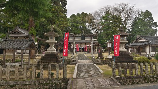 Omiyame Shrine