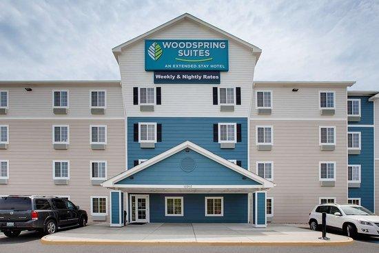 WoodSpring Suites Manassas