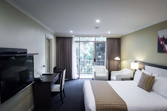 Attwood, Australia: Executive Queen Bed