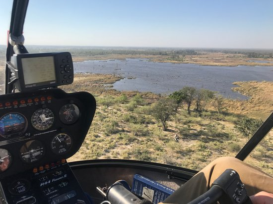 Helicopter Horizons - Private Tours (Maun) - UPDATED 2019